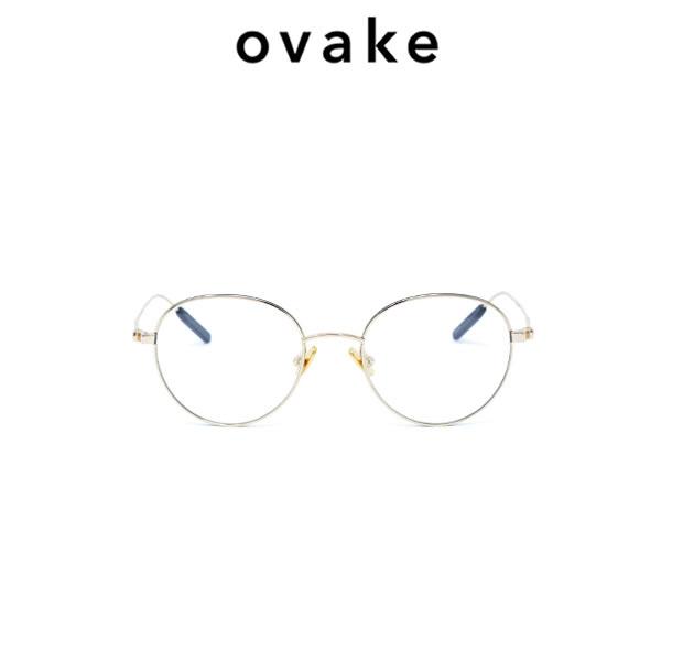 ovake OVK-01 c-2 / gold×black matte