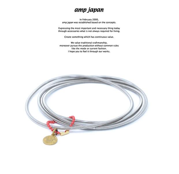 amp japan HYJK-420SV 5 coil Bangles/SV