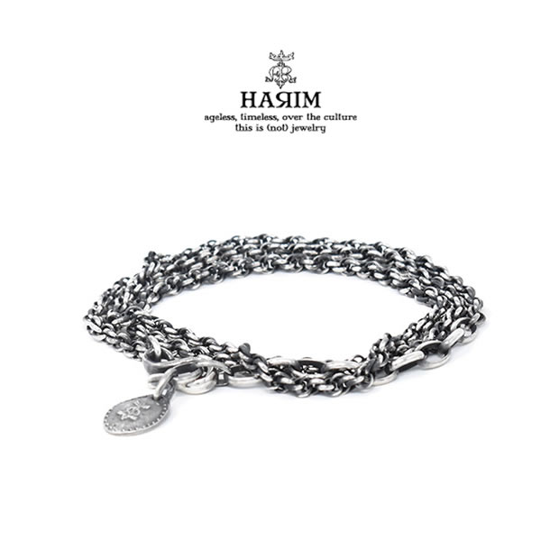 HARIM HRC011 ARTIZAN CHAIN NECK/BRACELET