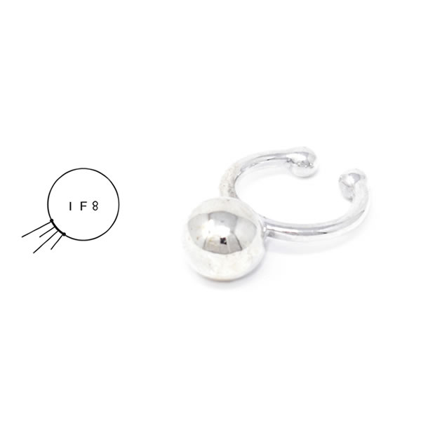 IF8 EC-01 EAR CUFF