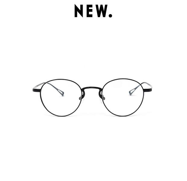 NEW. JOHN c-3 / black