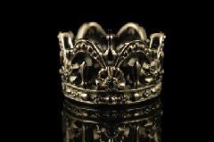 Justin Davis srj127BK Chapel Crown
