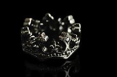 Justin Davis srj125BK Palace Crown Ring