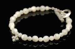 SHAMBALLA White Galaxy Bracelet B-040