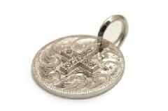 One Drop OD5036 Cross in coin
