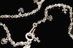 Justin Davis snj125-1Trinity Chain Nacklace