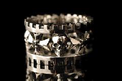 Justin Davis srj330 MOSH ring