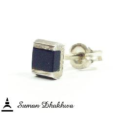 Suman Dhakhwa SD-E10S Onyx Stud