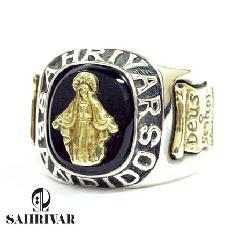 SAHRIVAR sr10s10a SHR College ring