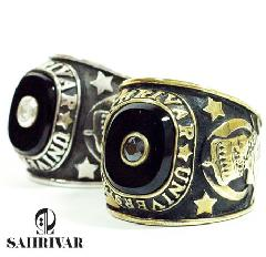 SAHRIVAR s01b09sr College ring
