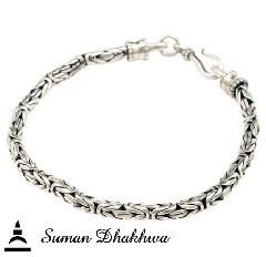 Suman Dhakhwa SD-B61 Oriental Chain Bracelet