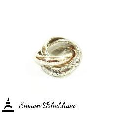 Suman Dhakhwa SD-P12SV Triple Combination Pendant
