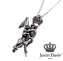 Justin Davis snj385 YING YANG necklace