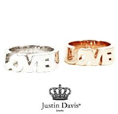 Justin Davis srj2013 LOVE Ring KIDS STOCK