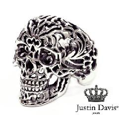 Justin Davis srj459 DA�MASK Ring STOCK