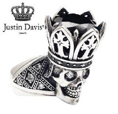 Justin Davis srj590 HELL POPE ring STOCK