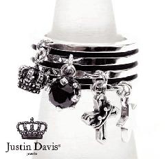 Justin Davis srj255a Trinket Joy Ring A