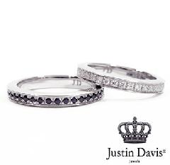 Justin Davis srj372 JUBILEE BAND ring XS