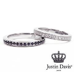Justin Davis srj372 JUBILEE BAND ring L