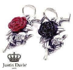Justin Davis spj460A SACRED ROSE Pendant