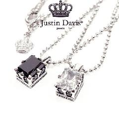 Justin Davis snj320 TREASURE CHEST necklace STOCK