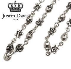 Justin Davis snj127 Skull endear chain 60cm