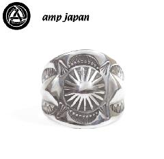 amp japan 13ah-115 native american ring