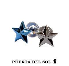 PUERTA DEL SOL PC822 BL&BK