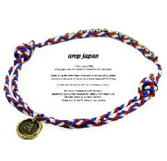 amp japan  12ah-010 stiched seed beads bracelet & anklet
