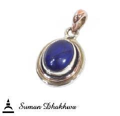 Suman Dhakhwa SD-P21 Lapis lazuli Stone Pendant