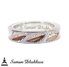 Suman Dhakhwa SD-R73 Spiral Ring