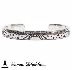 "Suman Dhakhwa SD-B72 "" Valhalla Collection "" Universe Cuff"