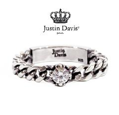 Justin Davis srj643 TWISTED TIARA Ring