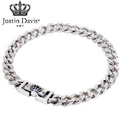 Justin Davis sbj642 TWISTED CROWN Bracelet M