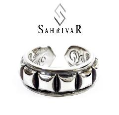 SAHRIVAR sr34s13a Love Kills Ring Silver