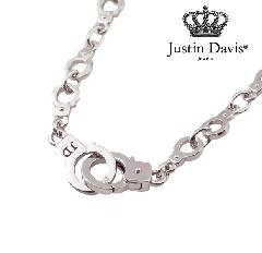 Justin Davis snj438 TINY LOVE CUFF Necklace