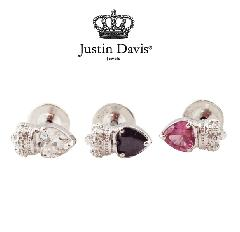 Justin Davis sej434 PRINCE HEART Earring