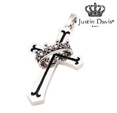 Justin Davis spj122 Cross W/crown