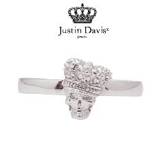 Justin Davis srj2004 SKULL RING KIDS STOCK