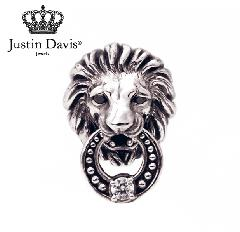 Justin Davis sej522 Lion Keeper Earring
