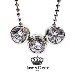 justin davis snj540B Secret Skull Neckless