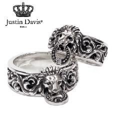 Justin Davis srj522 Lion Keeper Ring