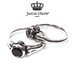 Justin Davis srj540 Secret Skull Ring STOCK