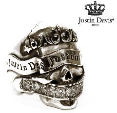Justin Davis srj331 BLESSING ring
