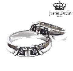 Justin Davis srj587 LOVE WELD ring STOCK