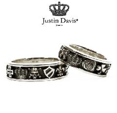 Justin Davis srj425A KNIGHTLY ring