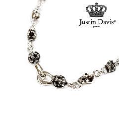 Justin Davis snj126 Skull Divine Chain 40cm
