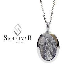 SAHRIVAR SN32S12AS Medal Necklace