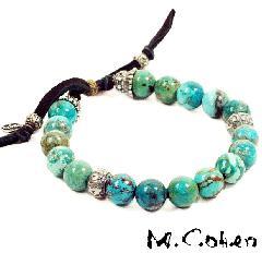M.Cohen B914 Turquoise Bracelet