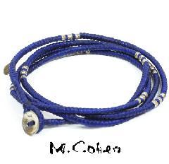 M.Cohen B582-S/BLUE CODE Bracelet